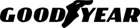 Goodyear Decal / Sticker 03