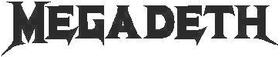 Megadeth Decal / Sticker