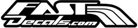 FastDecals.com Pair Decal / Sticker 52