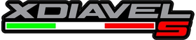 Ducati Xdiavel S Decal / Sticker 05