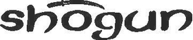 Shogun Decal / Sticker