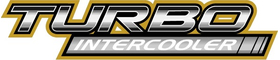 Intercooled Turbo Decal / Sticker