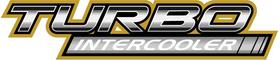 Intercooled Turbo Decal / Sticker