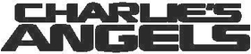Charlie's Angels Decal / Sticker 01