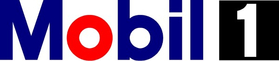 Mobil 1 Decal / Sticker 04