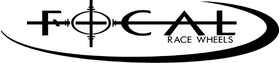 Focal Race Wheels Decal / Sticker