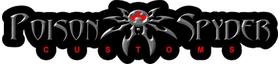 Poison Spyder Customs Decal / Sticker 03