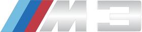 BMW M3 Decal / Sticker 52