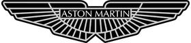 Aston Martin Decal / Sticker 02