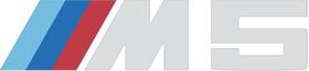 BMW M5 Decal / Sticker 50