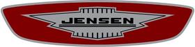 Jensen Decal / Sticker 04