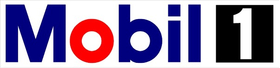 Mobil 1 Decal / Sticker 03