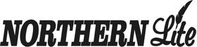 Northern Lite Camper Decal / Sticker 02
