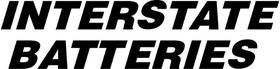 Interstate Batteries Decal / Sticker 06