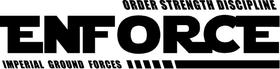 Enforce Decal / Sticker 06
