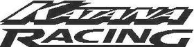 Suzuki Katana Racing Decal / Sticker 01