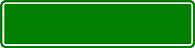 Custom Green Street Sign - DESIGN ONLINE