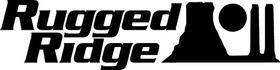 Rugged Ridge Decal / Sticker 01