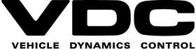 VDC Decal / Sticker 01