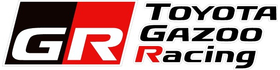 Toyota Gazoo Racing Decal / Sticker 07