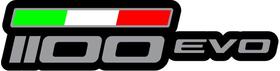 Ducati 1100 Evo Decal / Sticker 64