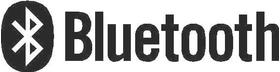 Bluetooth Decal / Sticker 01