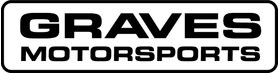 Graves Motorsports Decal / Sticker 04