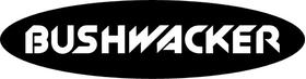 Bushwacker Decal / Sticker 06