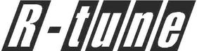 R-tune Decal / Sticker 01