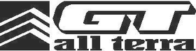 GT Bicycles All Terra Decal / Sticker 05