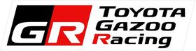 Toyota Gazoo Racing Decal / Sticker 04