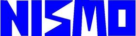 NISMO decal / Sticker (classic)
