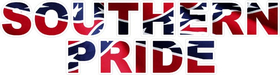 Southern Pride Confederate Flag Decal / Sticker 01