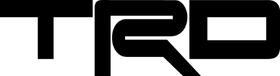 TRD (Toyota Racing Development) Decal / Sticker 02