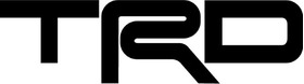 TRD (Toyota Racing Development) Decal / Sticker 36