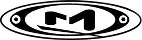 Moto Metal Decal / Sticker