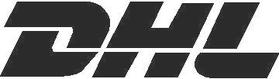 DHL Decal / Sticker 02