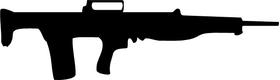 L85A2 Gun Decal / Sticker