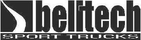 Belltech Decal / Sticker