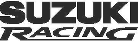 Suzuki Racing Decal / Sticker 03