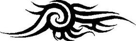 Tribal Decal / Sticker 66