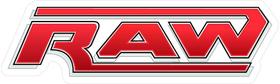 WWE Raw Decal / Sticker 02