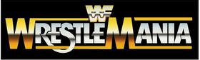 WWF Wrestlemania 1 Decal / Sticker 01