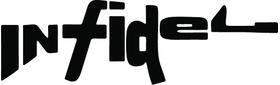 Infidel Decal / Sticker 03