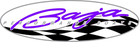 Baja Performance Boats Decal / Sticker 74