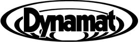 Dynamat Tech Decal / Sticker 01