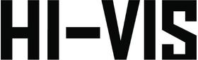Hi-Vis Overland Decal / Sticker 05