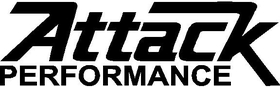 Attack Performance Decal / Sticker