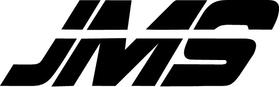 JMS Racing Decal / Sticker 01
