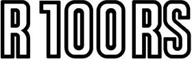 BMW R100RS Decal / Sticker 32